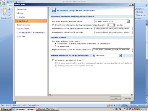 essayer office 2007